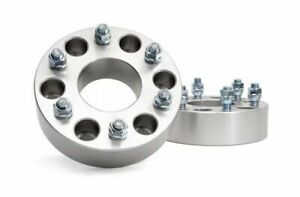"""NEW IN BOX, Pair of Rough Country 2"""" Wheel Spacers"""