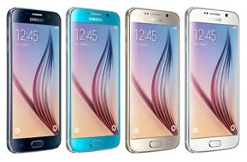 Samsung Galaxy S6 64GB At&t Unlocked GSM 4G LTE OctaCore Phone - New