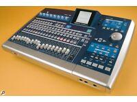 Tascam 2488 MK2 24 TRACK DIGITAL RECORDER