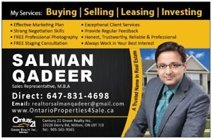 LOOKING FOR RENT? Call NOW 647-831-4698
