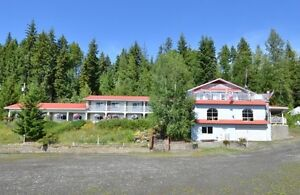 High Country Inn in Likely. BC for Sale