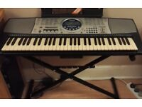Panasonic sx-kc600 keyboard
