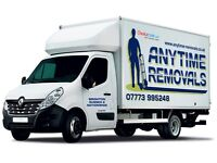 ANYTIME REMOVALS AT BUDGET PRICES