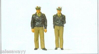 Preiser 65363 Polizisten stehend, Spur 0