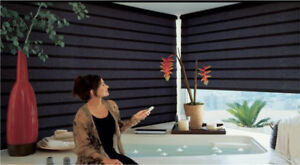 50% Off Electric Blinds & Shades