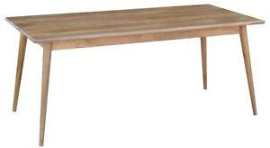 NEW Retro Hardwood 180cm Dining Table & 150cm Bench Seat Package Castle Hill The Hills District Preview