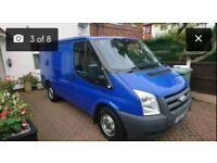 Ford transit T300S