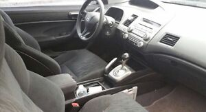 2008 Honda Civic Coupe EX-134,000KM