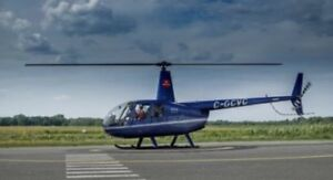 TOUR HELICOPTERE - MONTREAL