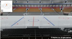 World Cup of Hockey Sec 119(CENTRE) and 113(ON GLASS) ALL GAMES