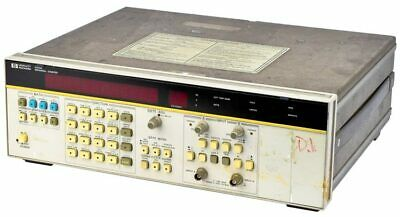 Hp Agilent 5335a Industrial Digital 2-channel Frequency 200mhz Universal Counter