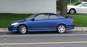 Civic Reverb 2005