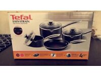 Tefal easy-stain non-stick cookware