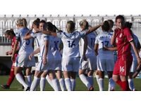 WOMEN'S BEGINNER FOOTBALL TEAM LOOKING FOR PLAYERS