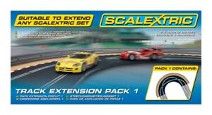 ELECTRIC MODEL CARS -  SCALEXTRIC RACE CAR TRACK SETS