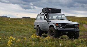 Looking for a Land Cruiser