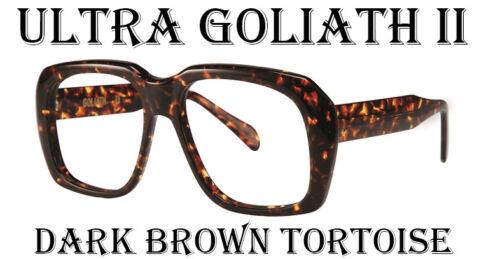 Ultra Goliath II / 2 Eyeglasses DARK BROWN TORT Ocean