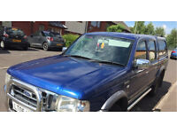 Ford Ranger XLT 2.5 Double Cab May Swap
