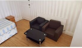 Double Self-Contained Studio Flat With Private Own Garden