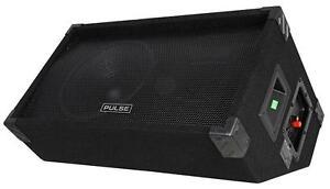 Pulse PVS10 Wedge Monitor Foldback Speaker PA System Sound System Band