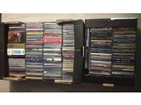 1986 to 2007 US & UK Garage' House CD Albums & singles unmixed
