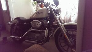 i have a 2000 harley davidson $6000 or trade