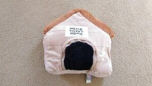~Dog House Dog/Pillow - the dog comes out of the house~