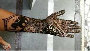 henna artist bridal or parties