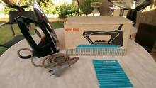 Vintage Philips iron with box working made in Holland Parmelia Kwinana Area Preview