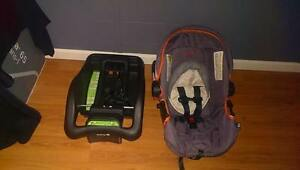 Rear Facing Baby CarSeat