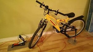Alite 2500 almost new yellow bike