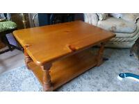Devonshire Pine Coffee Table
