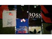 T-shirts 6 for £20