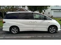 2002 Toyota Estima-Aeras Edition. ( Previa ) 8 Seater Automatic