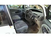 2002 Toyota Estima-Aeras Edition. White, 8 Seater