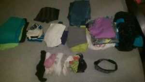Girls size 14-16 clothes for under $1.00 each piece
