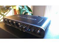 M-Audio Fast Track Ultra Audio USB MIDI Interface