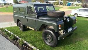 1964 land rover 2a Whiteman Swan Area Preview