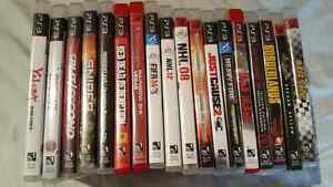 PS3 Video Games - Used