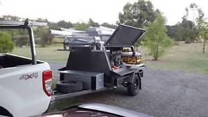 7x5 tradesmans tool trailer Bungendore Queanbeyan Area Preview