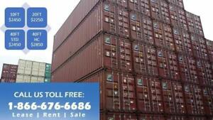 PORTABLE STEEL STORAGE CONTAINERS | SHIPPING CONTAINERS | MINI STORAGE CONTAINERS
