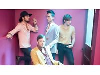 1 standing Kings of Leon ticket for 27th February 2017 at Glasgow SSE Hydro.