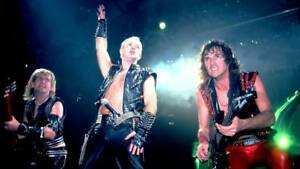 JUDAS PRIEST - EXCELLENT LOWER LEVEL TICKETS - TD - MAR 25