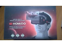 Homido Virtual Reality Heasdset for Smartphones £20