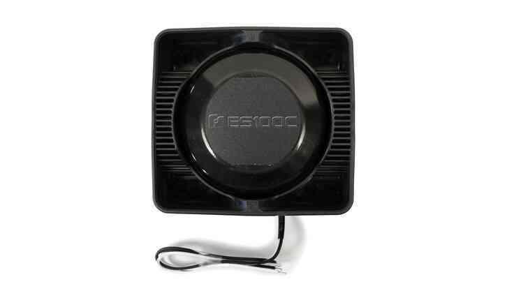 Federal Signal ES100C Siren Speaker 100 Watt