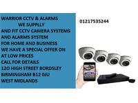 cctv system hd camera kit security