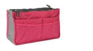 Organiseur pochette sac de rangement int rieur pour - Pochette rangement sac a main ...