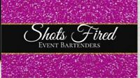 Shots fired Event Bartenders