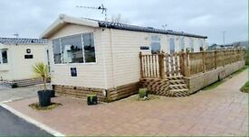 STATIC HOLIDAY HOME FOR SALE,NORTH WEST,SEA SIDE RETREAT,NOT WALES!BARGIN!
