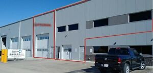 Acheson Industrial Office/Shop and Yard for Lease
